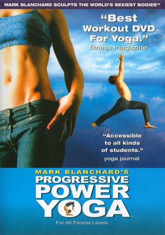 Progressive Power Yoga Volume 1