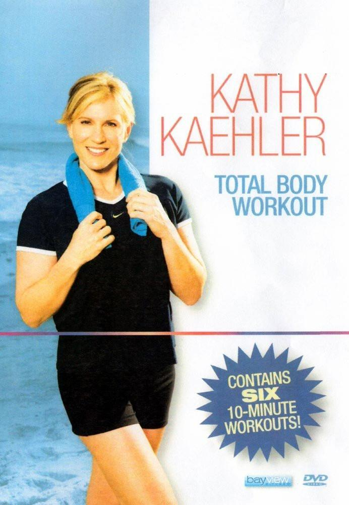 Kathy Kaehler Total Body Workout: 6 Ten Minute Workouts - Collage Video