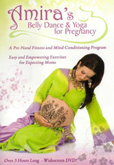 Amira's Belly Dance & Yoga For Pregnancy