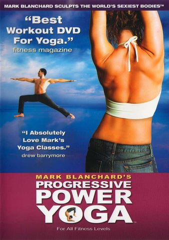 Progressive Power Yoga Volume 3