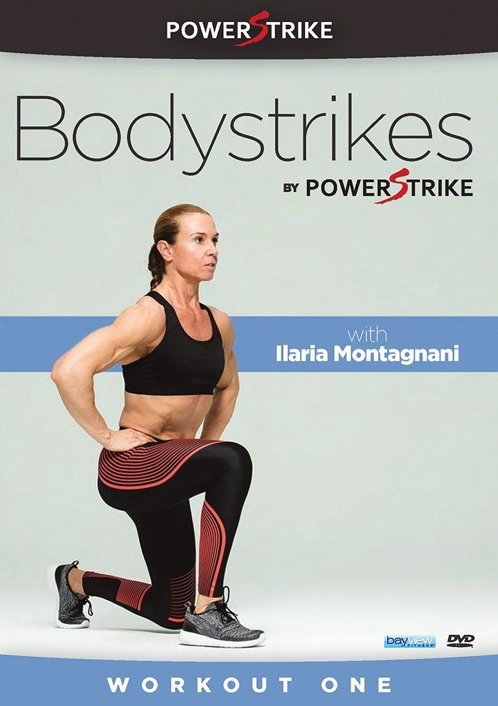 Bodystrikes by Powerstrike Vol. 1 with Ilaria Montagnani - Collage Video