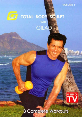 Gilad's Total Body Sculpt Volume 5