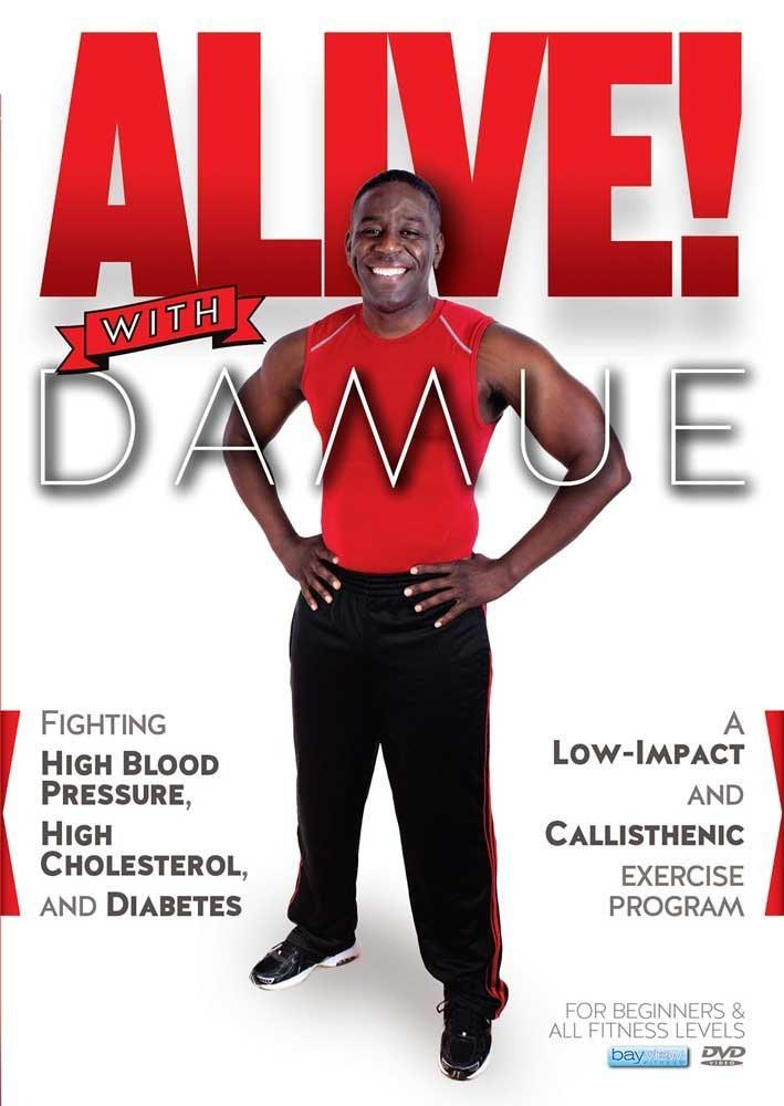Alive! With Damue: Low Impact And Callisthenic Exercise - Collage Video