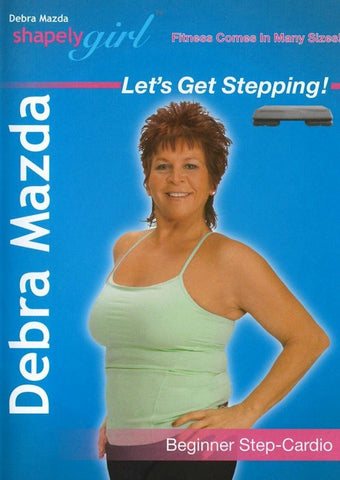 ShapelyGirl: Let's Get Stepping!