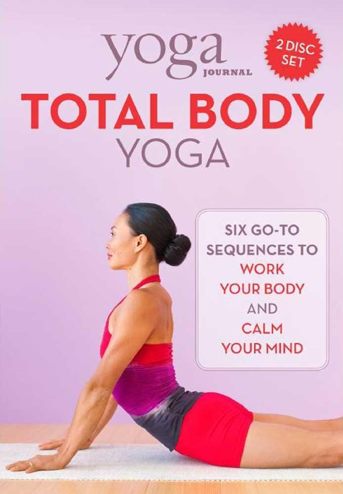 Yoga Journal: Total Body Yoga 2 Disc Set - Collage Video