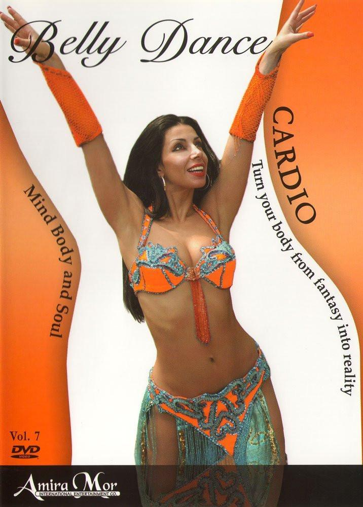 Amira Mor: Belly Dance For Cardio Workout - Collage Video