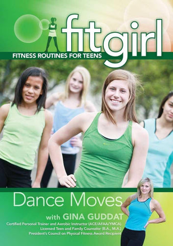 Fitgirl: Dance Moves With Gina Guddat