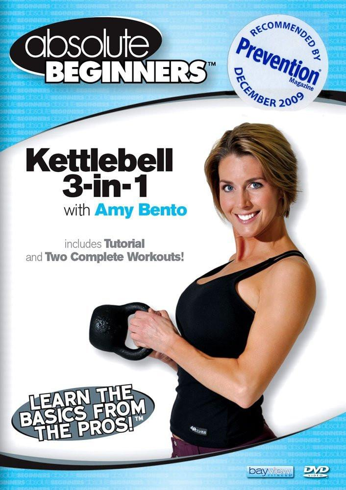 Absolute Beginners: Amy Bento's Kettlebell 3-in-1 - Collage Video