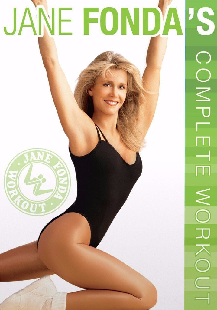 Jane Fonda's Complete Workout - Collage Video