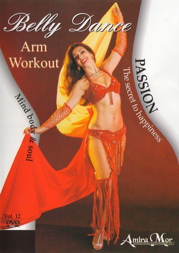 Amira Mor: Belly Dance Passion Arm Workout - Collage Video