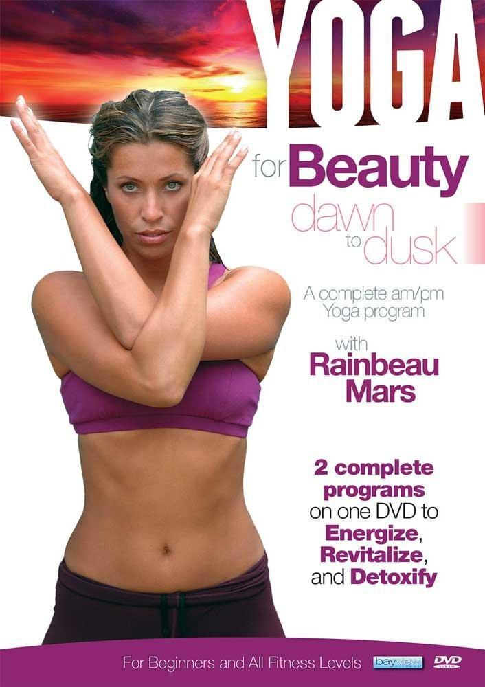 Yoga For Beauty Dawn To Dusk With Rainbeau Mars - Collage Video