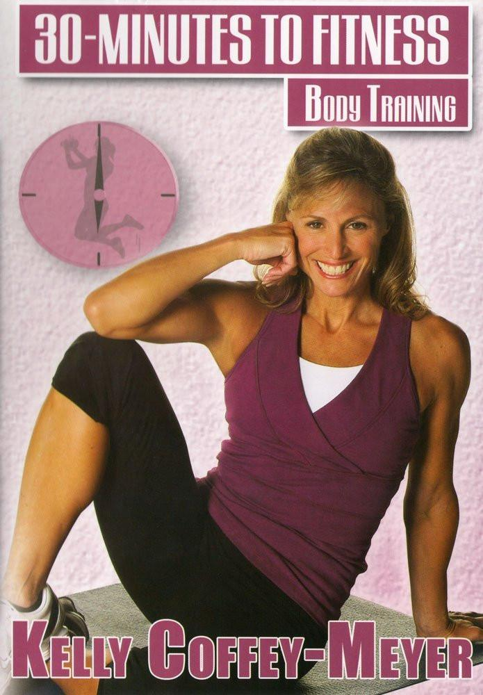 30 Minutes To Fitness: Body Training With Kelly Coffey-Meyer - Collage Video