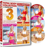 Total Body Box Set with Caroline Pearce - Collage Video