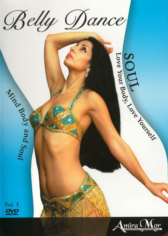 Amira Mor: Soul Belly Dance - Collage Video