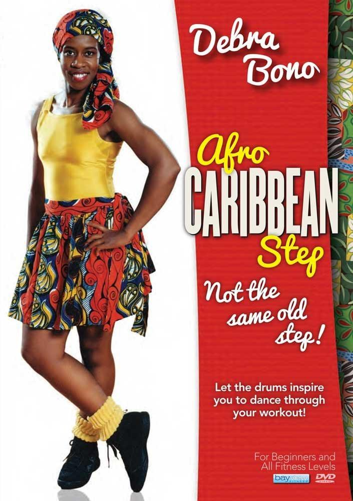 Afro Caribbean Step Aerobics With Debra Bono - Collage Video