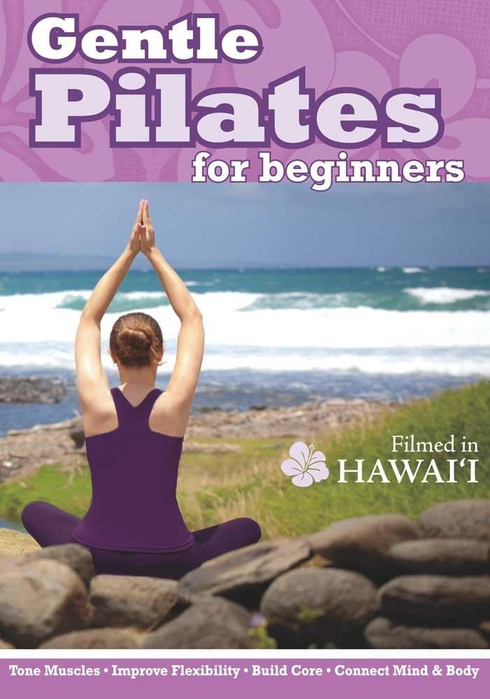 Gentle Pilates For Beginners With Eva Bondar - Collage Video