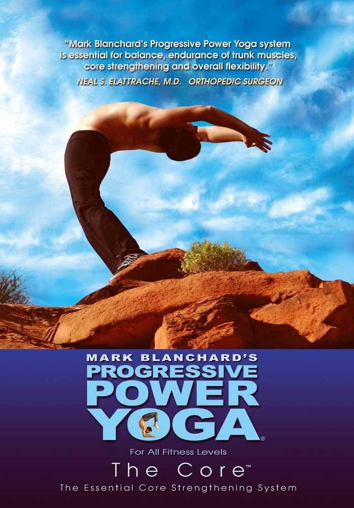 Progressive Power Yoga - The Sedona Experience: The Core - Collage Video