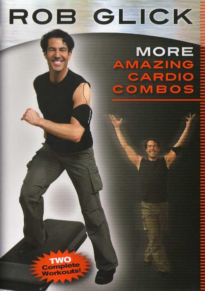 Rob Glick: More Amazing Cardio Combos - Collage Video