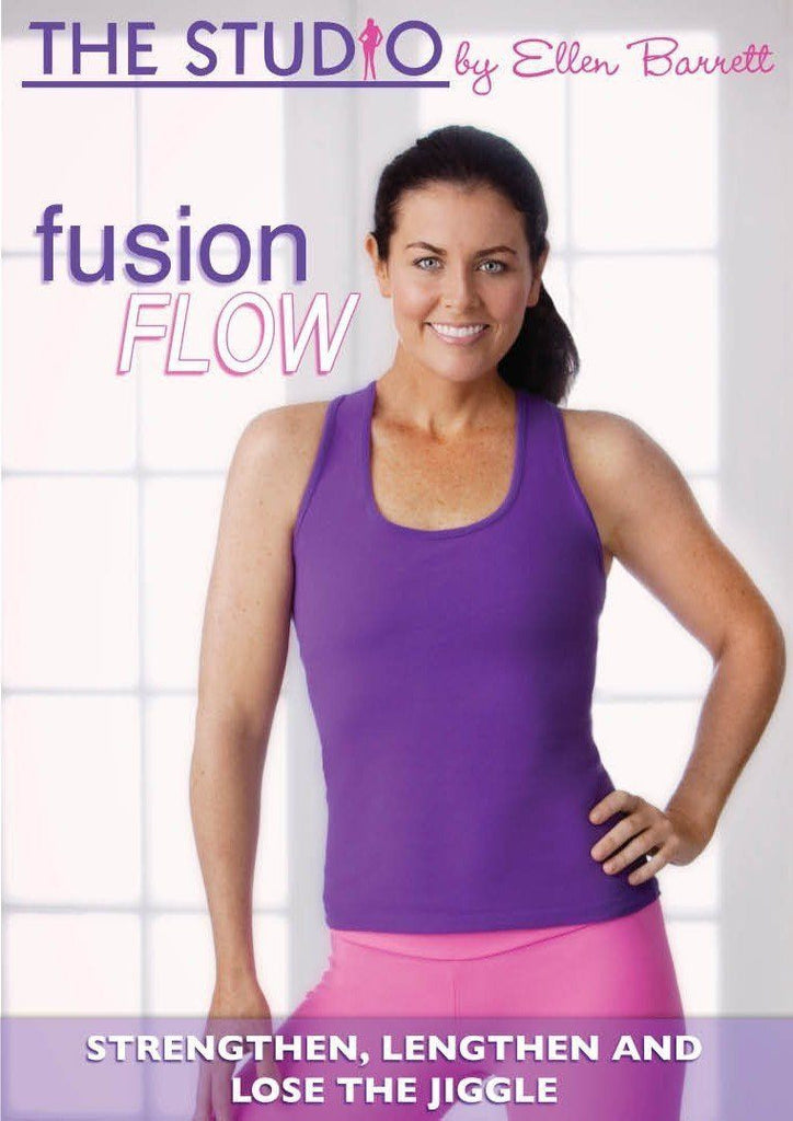 Ellen Barrett's Fusion Flow - Collage Video