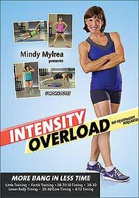 Mindy's Intensity Overload - No Equipment Required - Collage Video