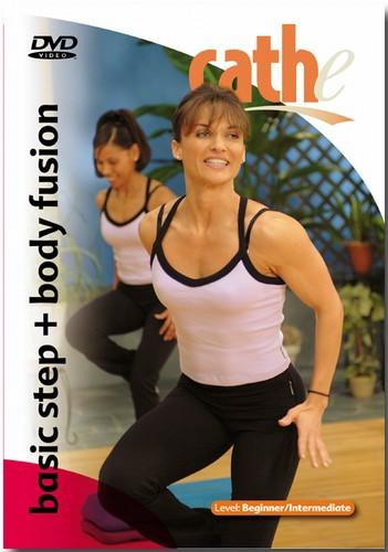Cathe Friedrich's Basic Step & Body Fusion - Collage Video