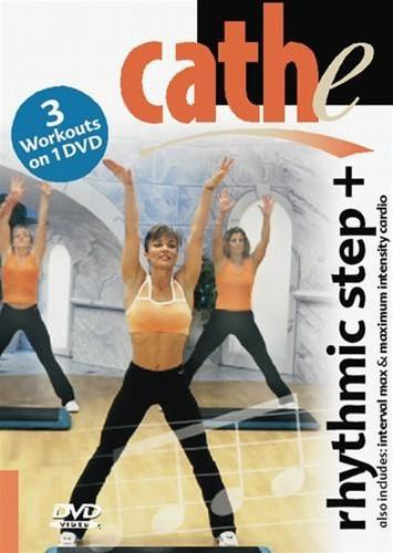 Cathe Friedrich's Rhythmic Step + Interval Max & Maximum Intensity Cardio - Collage Video