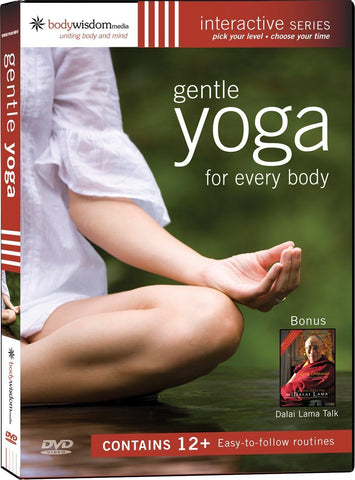 Gentle Yoga For Everybody