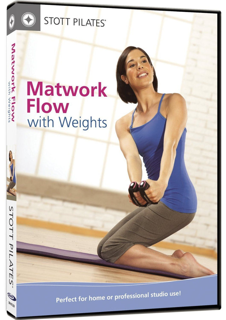 Stott Pilates: Matwork Flow with Weights - Collage Video
