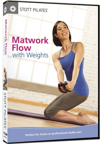 Stott Pilates: Matwork Flow with Weights