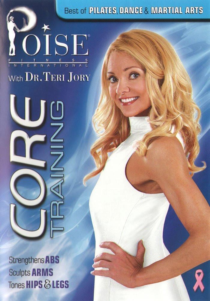 Dr. Teri Jory's Core Training Fusing Pilates, Dance And Martial Arts Workout - Collage Video