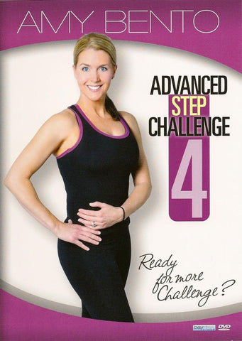 Amy Bento's Advanced Step Challenge 4