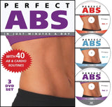 Perfect Abs (3-DVD set) with Meghan White - Collage Video