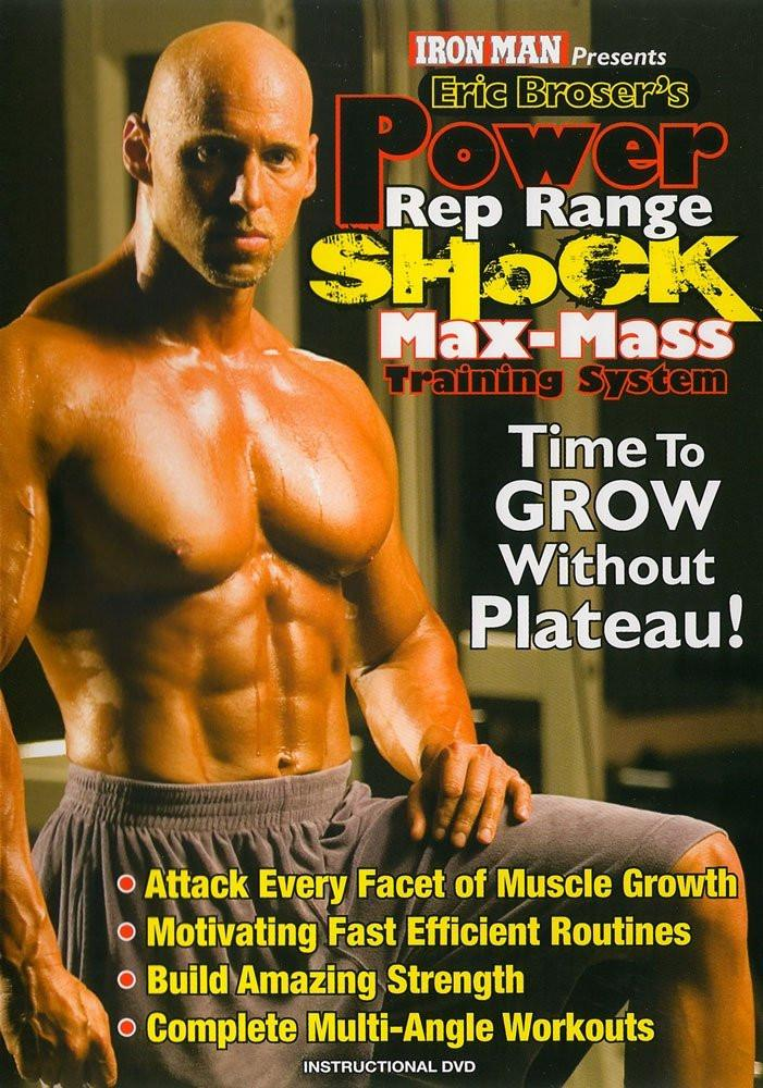 Power Rep Range Shock Max-Mass Training System With Eric Broser - Collage Video
