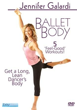 Ballet Body Workout with Jennifer Galardi