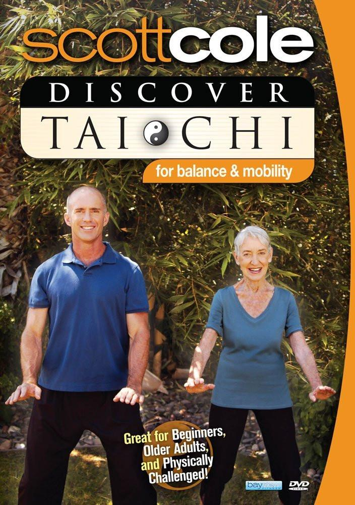 Tai chi dvd for seniors