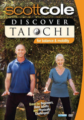 Discover Tai Chi for Balance and Mobility - Collage Video