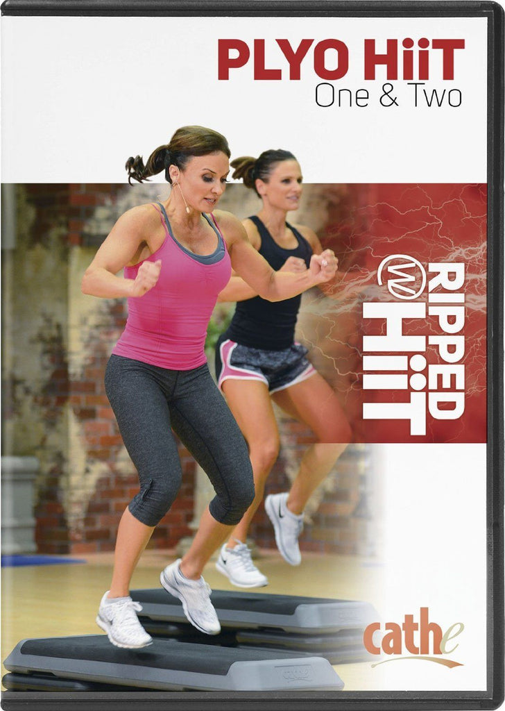 Cathe Friedrich's Ripped with HiiT: Plyo HiiT - Collage Video