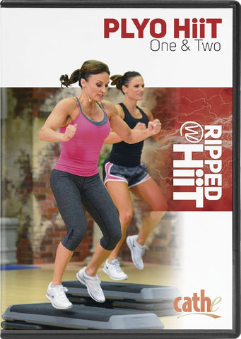 Cathe Friedrich's Ripped with HiiT: Plyo HiiT