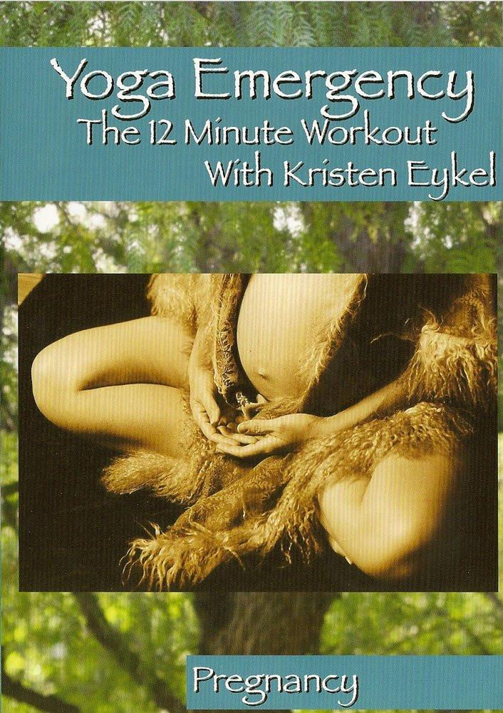 Yoga Emergency The 12 Minute Workout: For Your Pregnancy And Labor - Collage Video
