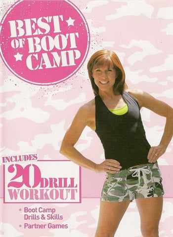 (DISCONTINUED) Mindy Mylrea: Best Of Boot Camp