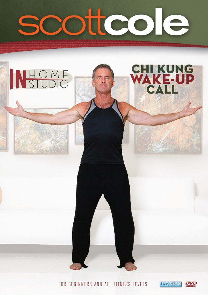 Scott Cole: Chi Kung Wake Up Call - Collage Video