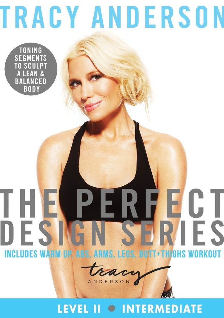 Tracy Anderson's The Perfect Design: Level 2 - Collage Video