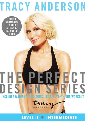 Tracy Anderson's The Perfect Design: Level 2