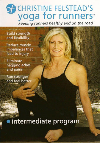 Yoga For Runners: Intermediate Program