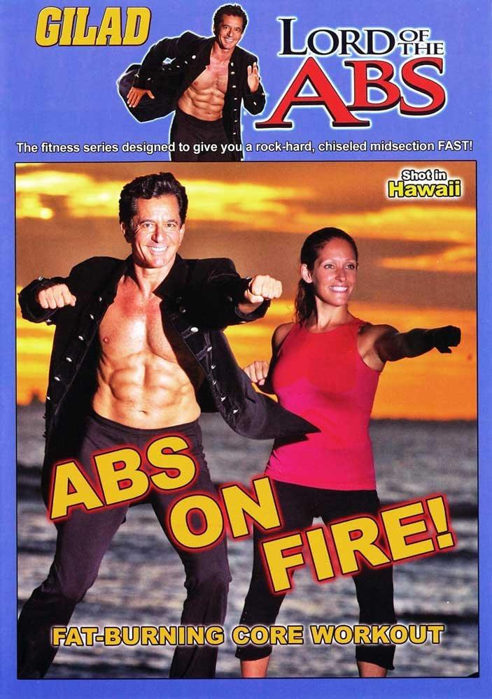 Gilad's Lord of the Abs: Abs on Fire