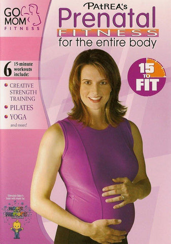 Go Mom Fitness: Prenatal Fitness For The Entire Body