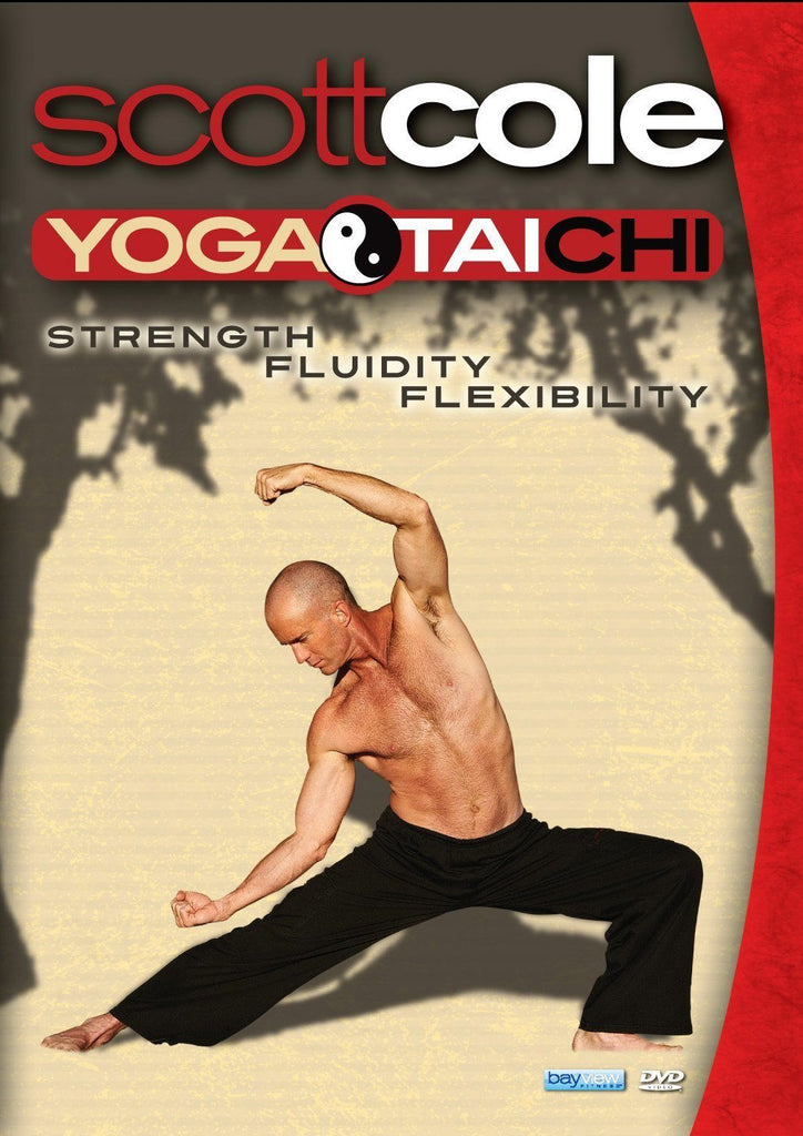 Scott Cole's Yoga Tai Chi - Collage Video