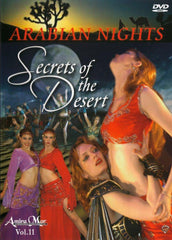 Amira Mor: Arabian Nights Secrets Of The Desert Bellydance Musical - Collage Video