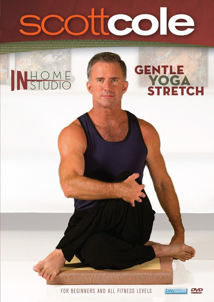Scott Cole: Gentle Yoga Stretch - Collage Video