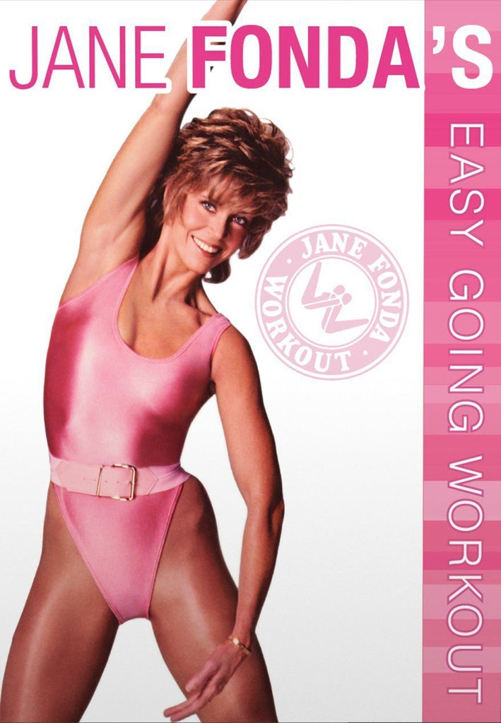 Jane Fonda: Easy Going Workout - Collage Video